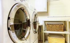 contoh desain penataan ruang laundry