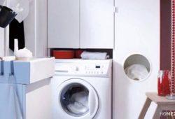 Ide Desain Ruang Cuci Laundry Sederhana