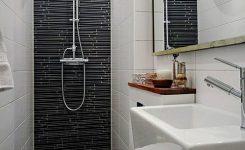 desain kamar mandi ukuran 1 x 2