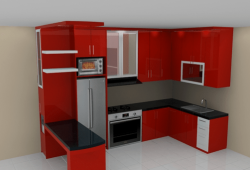 Kitchen set Boyolali