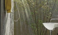 ide desain kamar mandi luar sederhana
