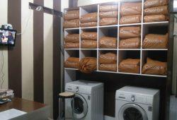 Ide Desain Interior Usaha Laundry