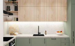 ide kitchen set minimalis di solo