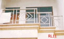 ide railing balkon sederhana