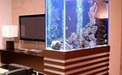 partisi ruangan model aquarium